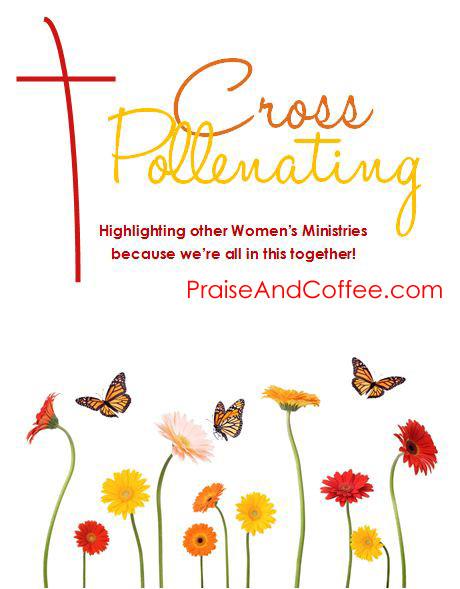 cross pollen logo