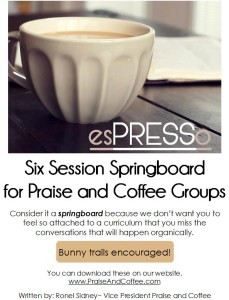 front page of esPRESSo