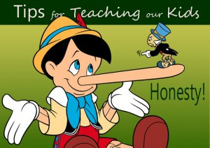 Tips for Teaching Our Kids Honesty