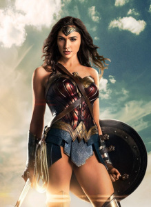 I Want To Be Wonder Woman