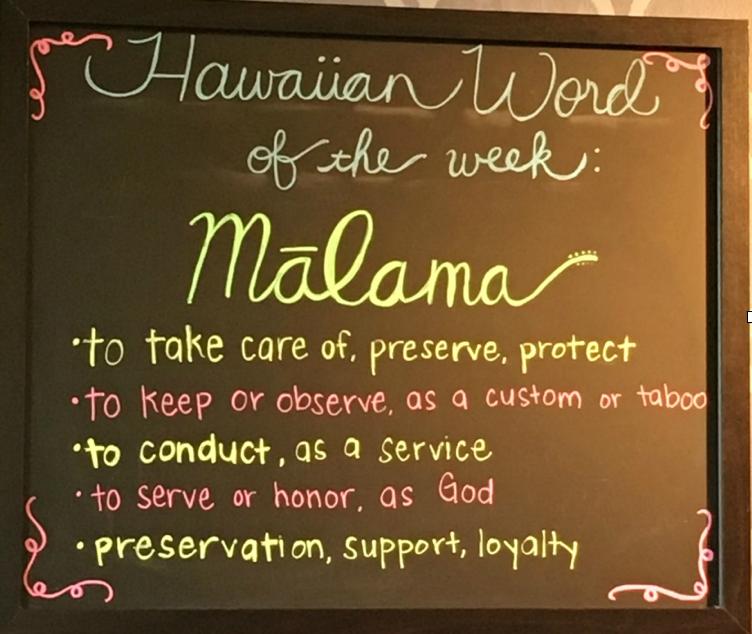 Malama Momma Mondays