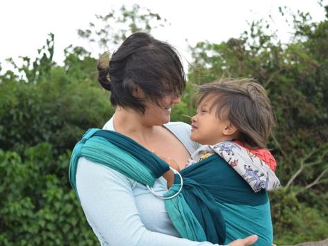 Oahu Doula Notes: Babywearing Basics