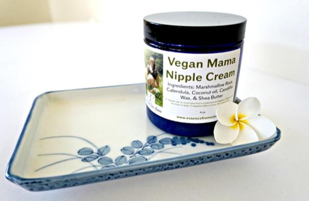Vegan Mama Nipple Cream