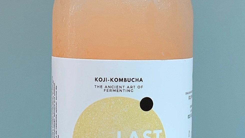 LAST SAMURAI  Sabor a Limão e Gengibre