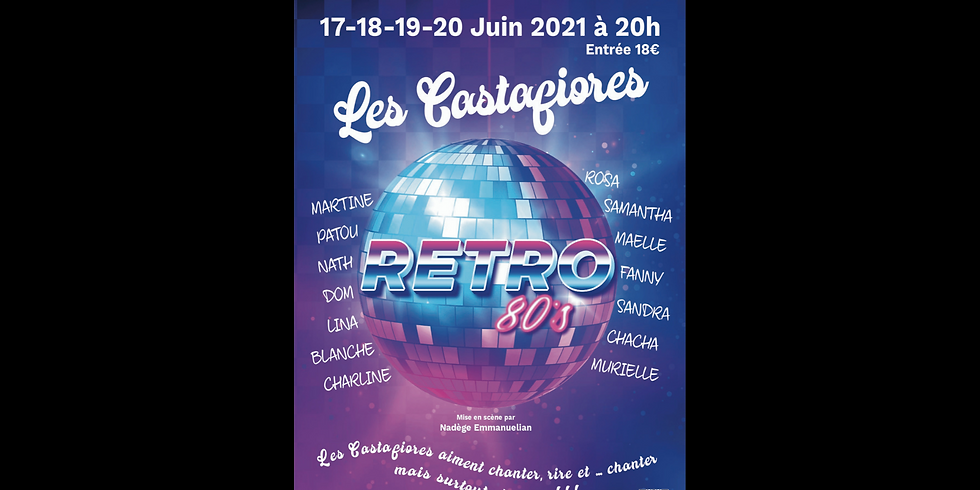 Les Castafiores (samedi 19 juin)