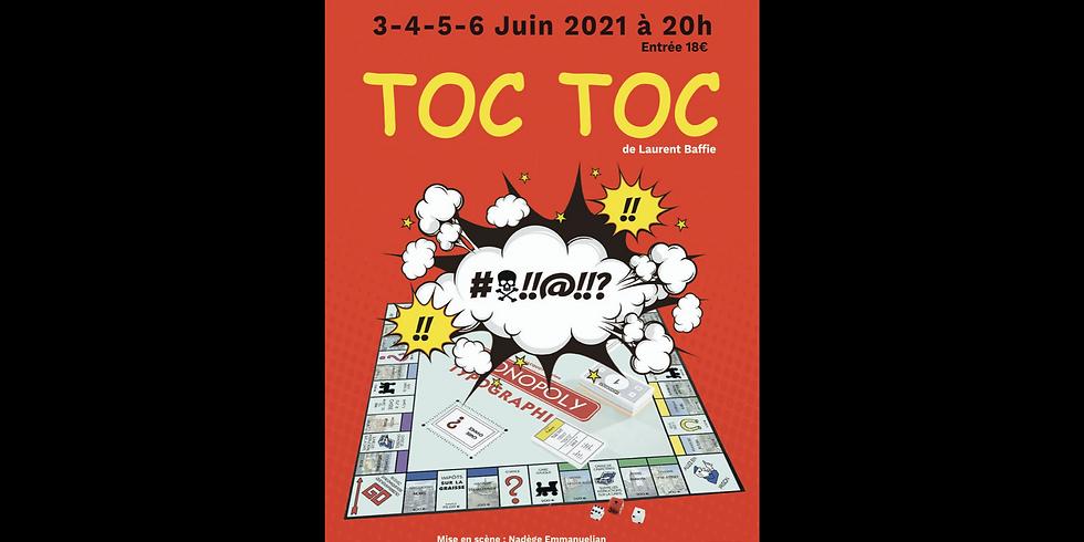 Toc Toc (jeudi 3 juin)