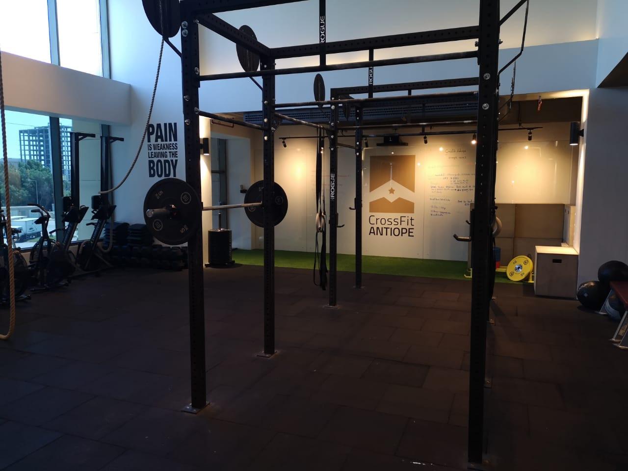 CrossFit Antiope