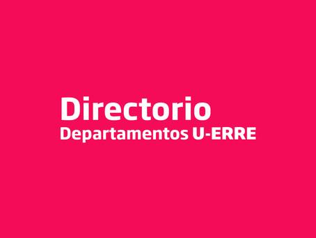 Directorio U-ERRE