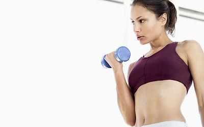 Комплекс упражнений для занятий в зале