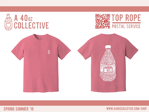 Spring - 40oz x Mr. Cranklin Tee