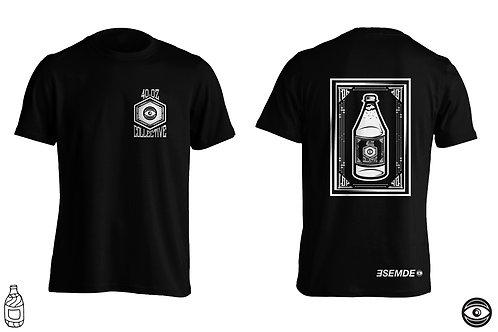40oz x ESMEDE T-Shirt [FREE DOWNLOAD]