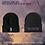 Thumbnail: Selective Aura 001: 40oz Colored Logo V2 Black Beanie [Double Sided Embroidery]