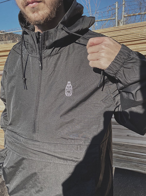 40oz Windbreaker Anorak
