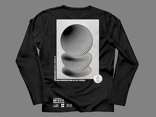 2 Year Anniversary Limited Black Long Sleeve - LE 40