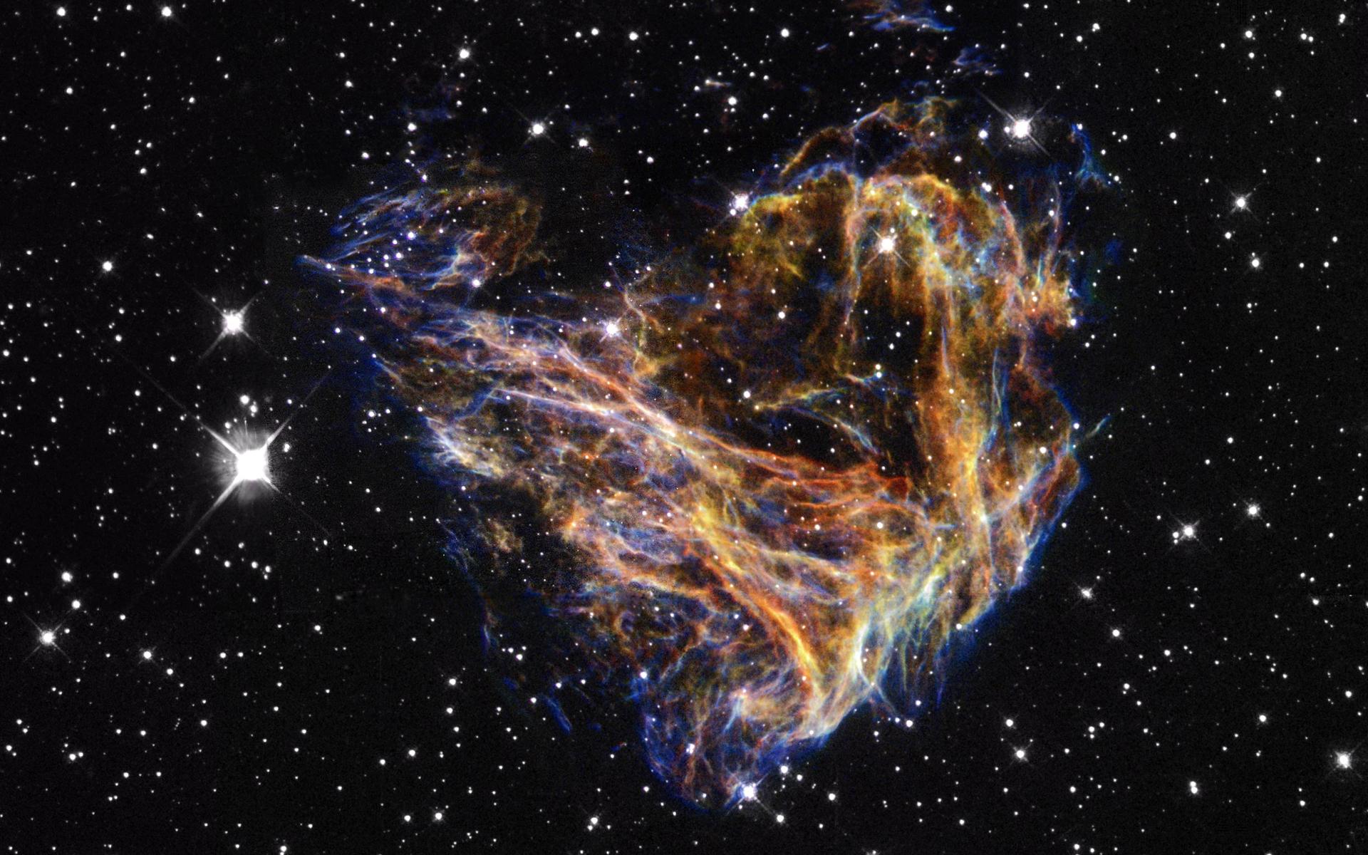 Hubble Gas