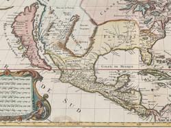 California as an Island Jaillot 1692
