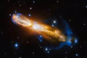 Hubble Colliding Stars