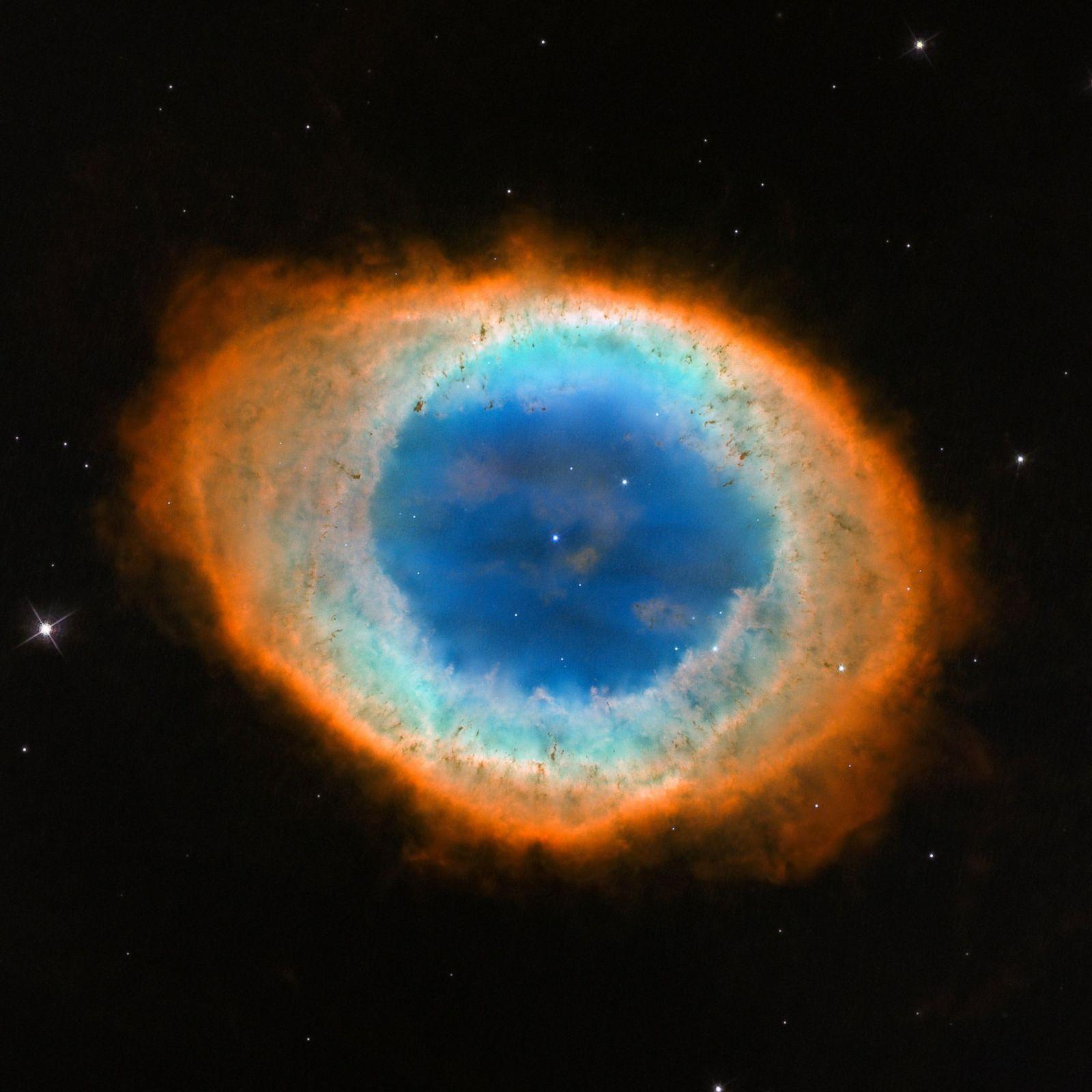 Hubble Black Hole