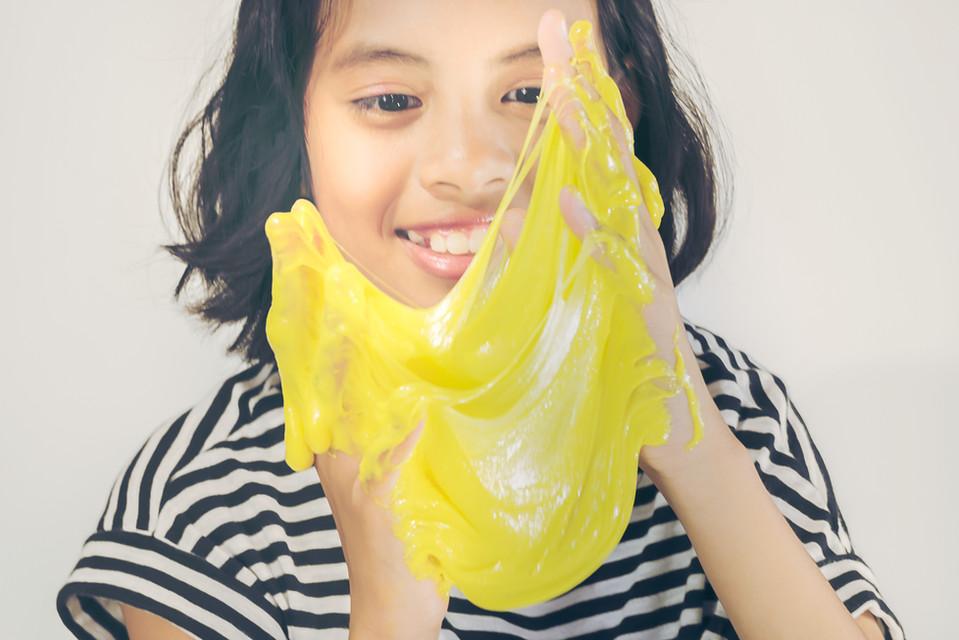 Boue jaune