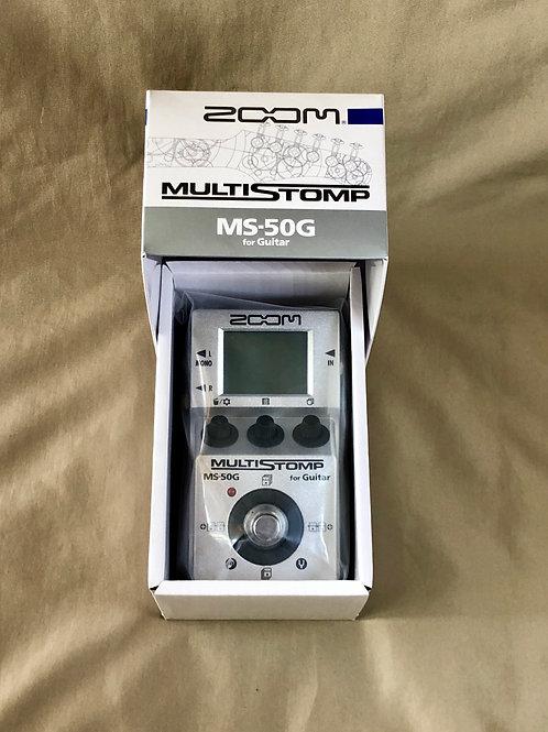 Zoom Multi Stomp MS-50G (M) - SOLD