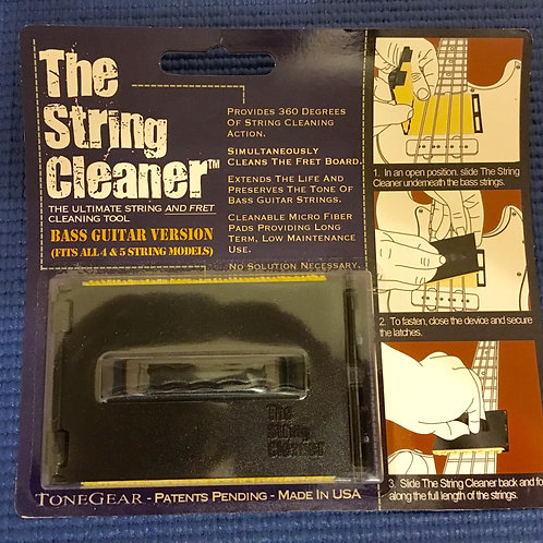 "Tone Gear ""The String Cleaner"" Bass Guitars (New)"