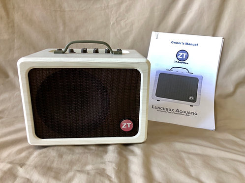 ZT Amplifiers Lunchbox Acoustic - Acoustic / Vocal Amplifier LBA1 (VG) - SOLD