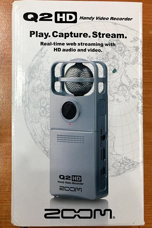 Zoom Q2 HD Handy Video Recorder (New) - SOLD