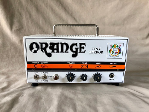 Orange Tiny Terror TT15 Tube Guitar Amplifier Head (VG) - SOLD