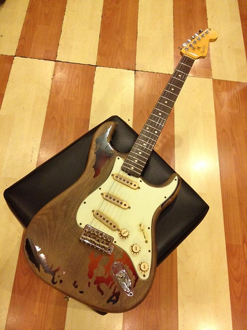 Fender Rory Gallager Stratocaster CS USA - SOLD