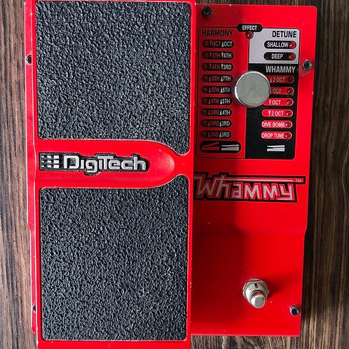 DigiTech Whammy (4th Gen.) (G) - SOLD