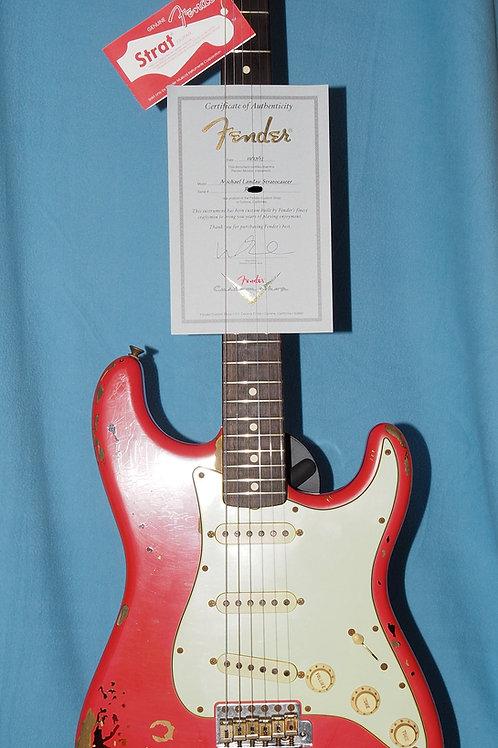 Fender '63 Stratocaster Michael Landau Sig. CS USA - SOLD