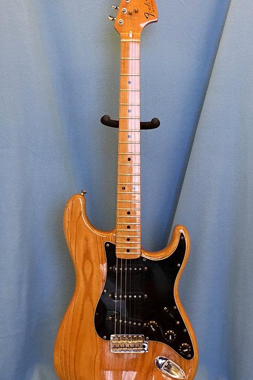 1979 Fender Stratocaster Natural Finish USA - SOLD