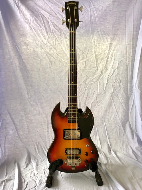 1990s Zeny Bandilla Music Store 4 String Electric Bass PHILIPPINES (G) - SOLD