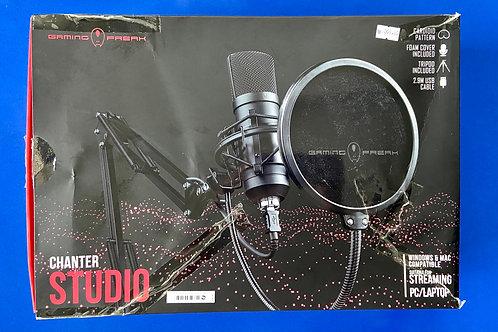Chanter Studio: All In One Professional Microphone (Model:GF-CHANTERSTD) - SOLD
