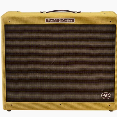 Fender Eric Clapton Twinolux™ Guitar Tube Amplifier, Tweed USA (New) - SOLD
