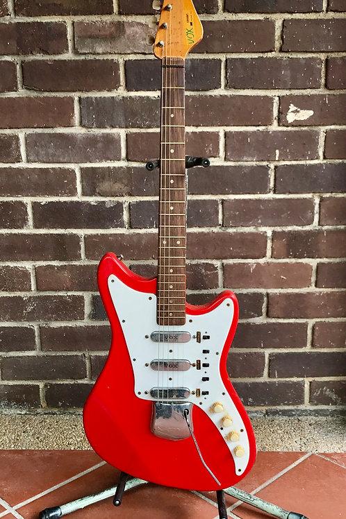 1962 Vox Consort Red Dartford Kent UK (G) - SOLD