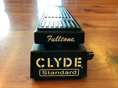Fulltone Clyde Standard Wah Pedal USA (M) - SOLD
