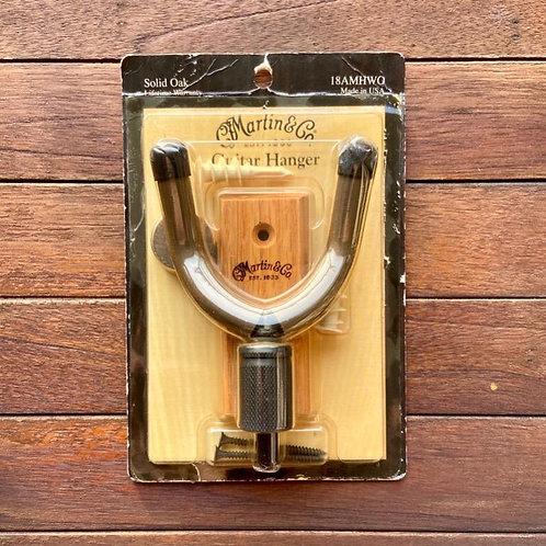 CF Martin & Co. Oak Guitar Wall Hanger USA (New) - SOLD