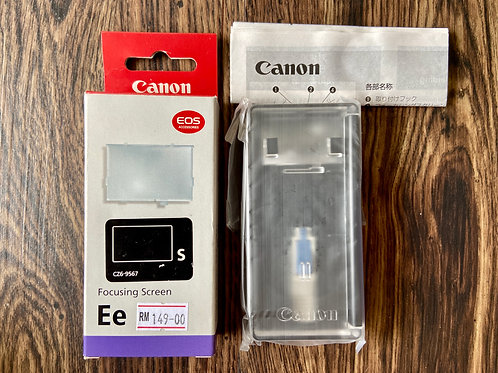 Canon EOS-5D Focus Screen Type Ee S (CZ6-9567) (New)