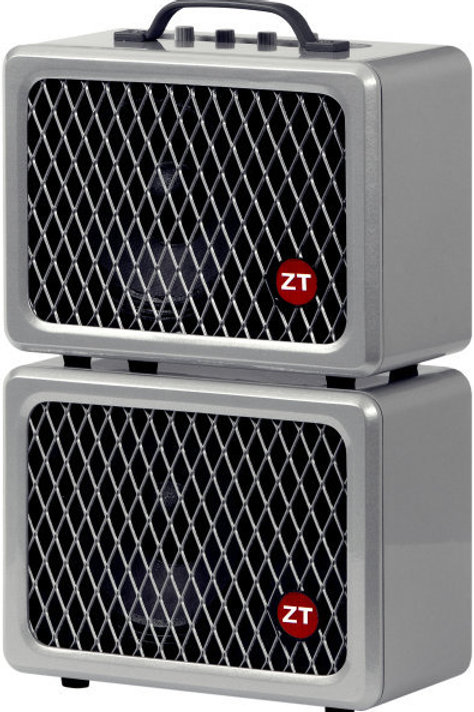 The ZT Lunchbox Amplifier with Lunchbox Extension Cabinet NOS - SOLD
