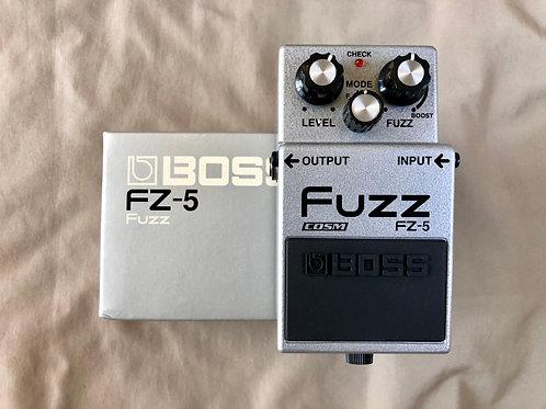 Boss FZ-5 Fuzz (M) - SOLD