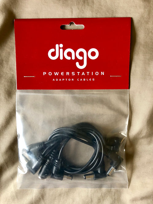 Diago Powerstation Adaptor Cable (Deluxe Daisychain Link) PS02 (New) - SOLD