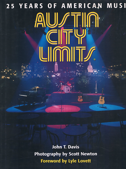 Austin City Limits - 25 Years Of American Music