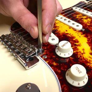 Pro. Guitar Setup & Service