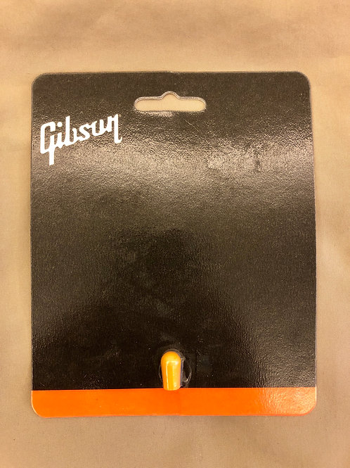 Gibson USA Toggle Switch Cap - Vintage Amber PRTK-030 (New) - SOLD