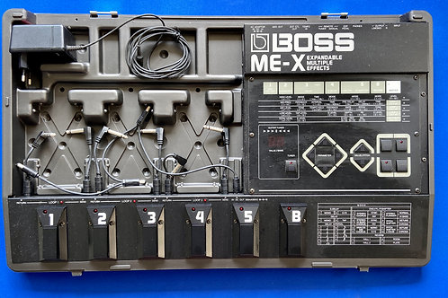 1994 Boss ME-X Expandable Multiple Effects JPN (VG)