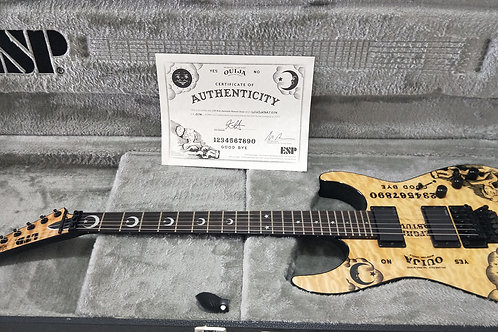 ESP LTD Kirk Hammett Ouija Natural (M) - SOLD