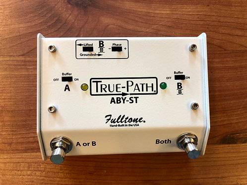 Fulltone Custom Shop True-Path ABY-ST USA (M) - SOLD