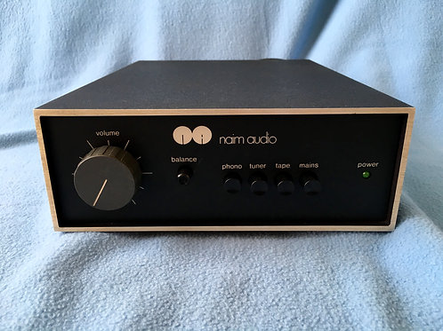 NAIM Audio NAIT Integrated Amplifier UK - SOLD