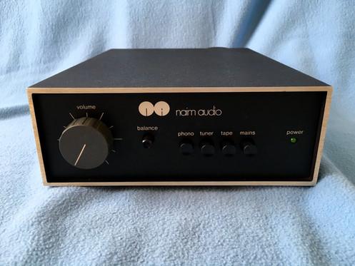 NAIM Audio NAIT Integrated Amplifier UK - SOLD